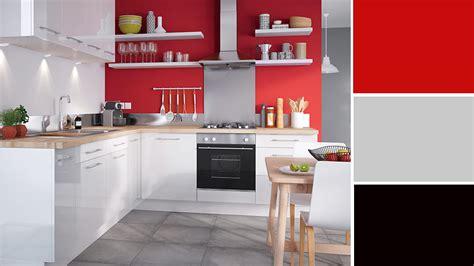 cuisine couleur grise decoration cuisine bois et