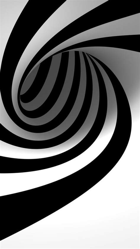 Abstract Iphone Abstract Wallpaper Black And White by Tap And Get The Free App Abstract Swirl Black White