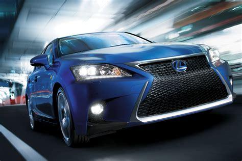 Lexus Ct 200h 2014 Revealed