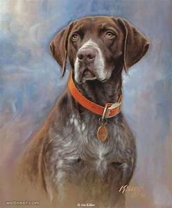 dog painting by killen 6
