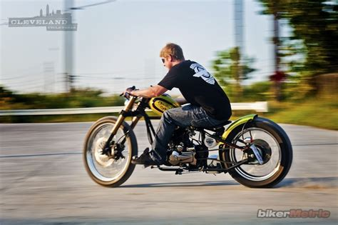Cleveland Cyclewerks Heist Image by On Cleveland Cyclewerks 250cc Quot Heist Quot Custom