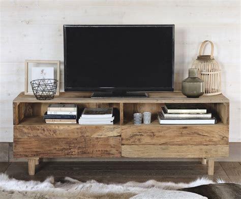 Möbel Maison Du Monde by Tv M 246 Bel Mit 2 Schubladen Aus Recyclingholz Tennessee