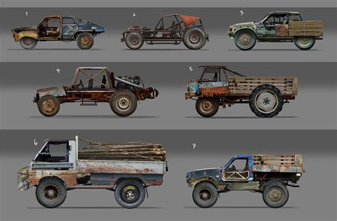 rust vehicle concept cars game vehicles wiki facepunch road models wikia much helk f1 games roadmap ll probably devblog