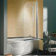 Shower And Tub Enclosures Lowes by Maax 135630 900 084 000 MAAX Deluxe Frameless Single Panel Tub Shield 30 X 56