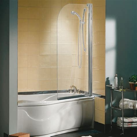 Maax 135630 900 084 000 MAAX Deluxe Frameless single panel