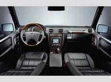2003 MercedesBenz G500