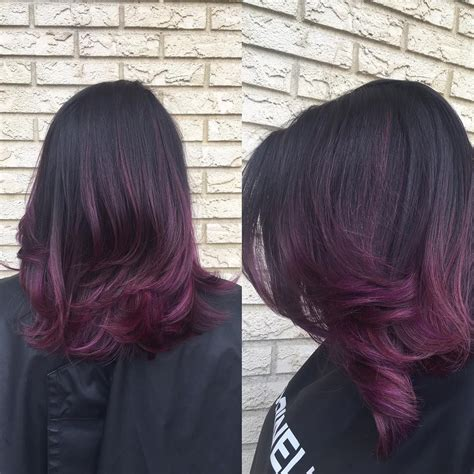 50 Gorgeous Purple Ombre Hair Ideas — Royal Trend Of The