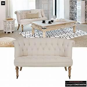fauteuil constantin maison du monde free wishlist de With tapis exterieur avec canapé crapaud 2 places