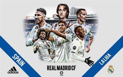 Download wallpapers Real Madrid CF, Spanish football club ...
