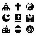 Religion Icon Faith Icons Packs Font