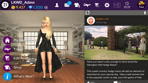 avakin 3d virtual play apk games game android role sur apps lockwood avakinlife playing google