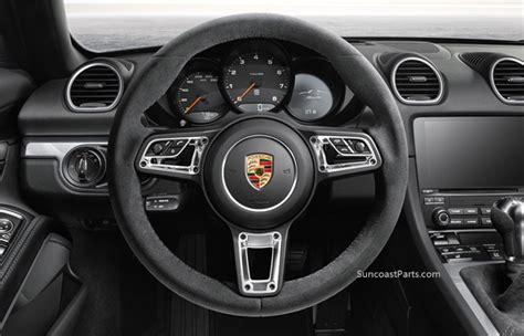 steering wheel gt sport  alcantara suncoast porsche