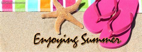 facebook summer cover photos enjoying summer flip flops facebook cover enjoying summer