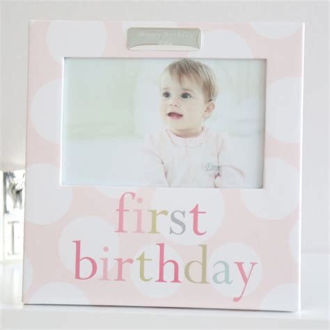 Personalised First Birthday Frame  Pink  My 1st Years. Sincere Signs Of Stroke. Personalized Poster Prints. Vinyl Wall Decals. Body Weakness Signs. Study Lettering. Dedication Banners. Custom Kitchen Signs. August 29th Signs Of Stroke