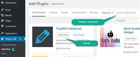 Customize Wordpress Post Editor Toolbar With Tinymce Advanced