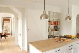 sliding kitchen doors interior 25 trendy kitchens that unleash the of sliding barn doors