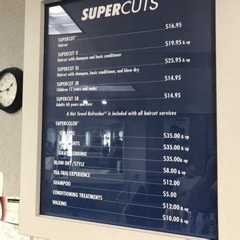 supercuts 17 photos 17 reviews hair salons 4720 e
