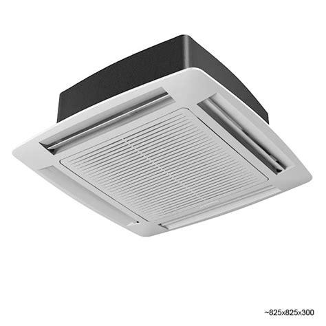 ceiling fan coil price 3d 42gw models max 3ds fbx obj