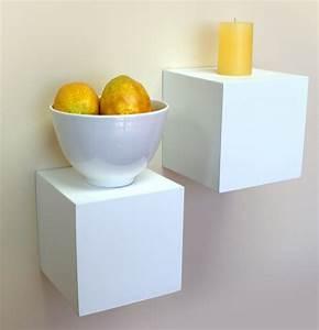 Block, Floating, Shelves, Double, Deal