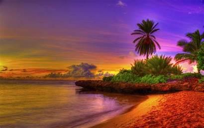 Tropical Beach Backgrounds Background Desktop Nature