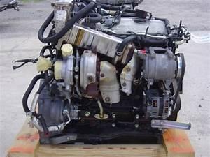 Isuzu Npr Nqr Deisel Engine 4hk1tc 2008 Gmc W4500 W3500 W5