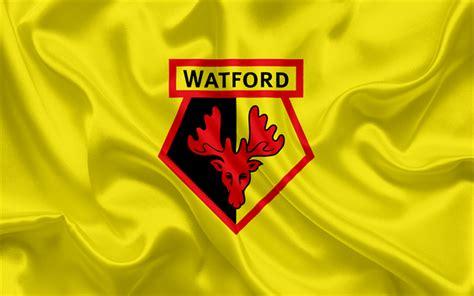 Download Wallpapers Watford, Football Club, Premier League