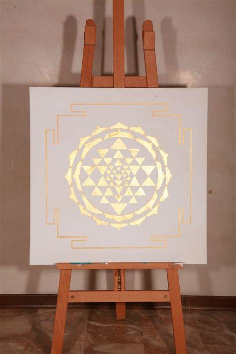 simboli sri yantra alice cristallo