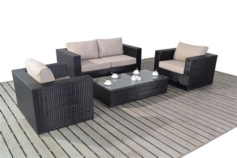 Rattan Sofa Sets Uk by Ella Rattan Sofa Set All Weather Rattan Garden Furniture