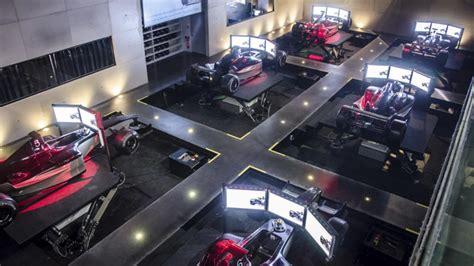 driving simulator   world top gear
