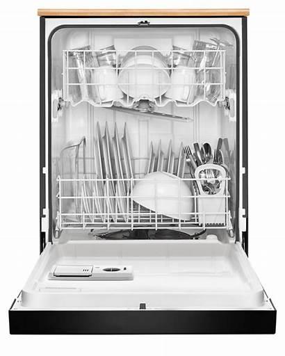 Dishwasher Whirlpool Dishwashers Cleaning Cycle Basket Portable