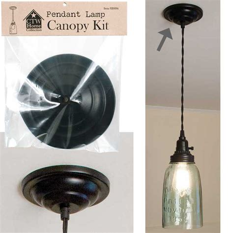 cord covers for pendant l canopy kit 5 inch diameter