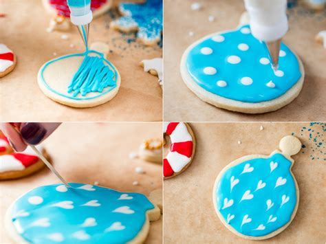 royal icing tutorial decorate christmas cookies