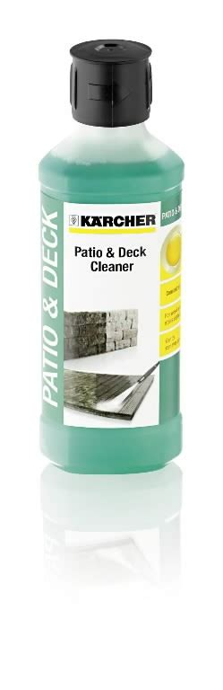 patio deck cleaner ml kaercher karcher