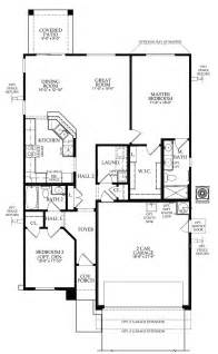Inspiring Floor Plan Small House Photo by Pulte Home Plans Smalltowndjs