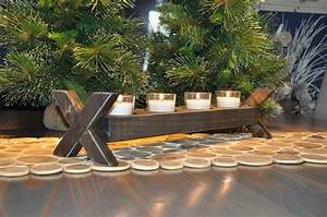Candle, Holder, Centerpieces, Rustic, Wooden, Decor, Barnwood