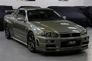 Nissan Skyline R34 GT-R VspecII Nur Millenium Jade :: High ...