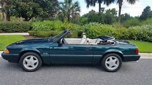 1990 7up Edition Mustang Convertible for sale: photos, technical specifications, description