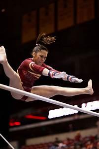 ISU gymnastics bounces back in win against Centenary ...