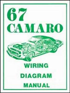 1967 Camaro Wiring Diagram Manual For Sale Online