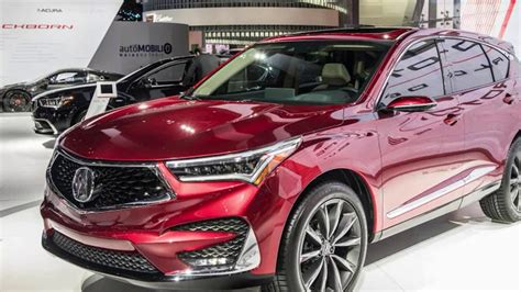 acura rdx technology package prototype review youtube