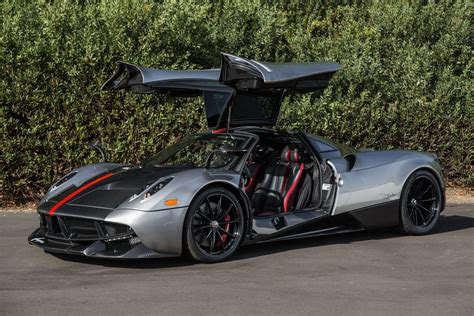 2016 Pagani Huayra In Newport Beach Ca United States For