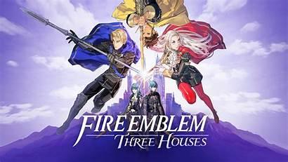 Emblem Fire Houses Three