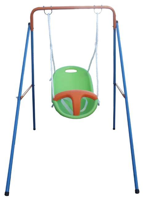 siege bebe portique trigano jardin équipement de jardin jeux de plein air