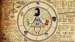 The Meme Cipher Wheel : gravityfalls