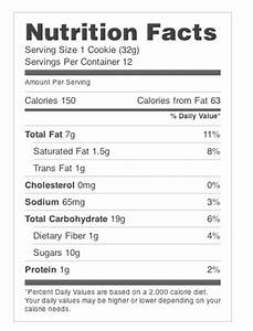 Easy nutrition facts label wordpress plugins for Nutrition facts label template download