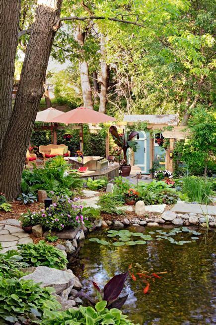 beautiful backyards midwest living