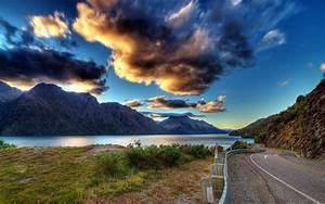 Beautiful Morning Landscape Wallpaper HD Download Desktop ...