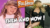 FULL HOUSE Cast then And Now 2017 - YouTube