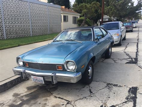 1976 Ford Pinto by 1976 Ford Pinto Overview Cargurus