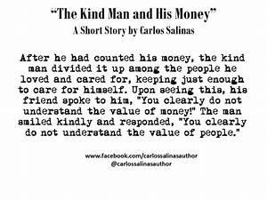 Carlos Salinas ... Short Stories